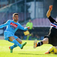 Prediksi Skor Napoli vs Sampdoria 27 April 2015