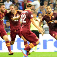 Prediksi Skor Sampdoria vs AS Roma 24 September 2015