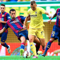 Prediksi Skor Barcelona vs Villarreal 8 November 2015