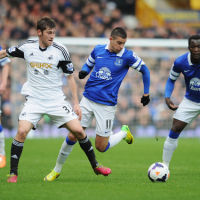 Prediksi Skor Everton vs Swansea City 24 Januari 2016