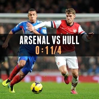 Informasi Pertandingan : Prediksi Arsenal vs Hull City:
