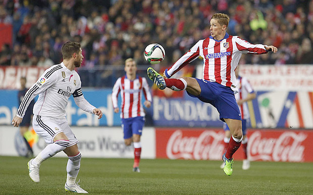 Prediksi Skor Atletico Madrid vs Real Madrid 15 April 2015