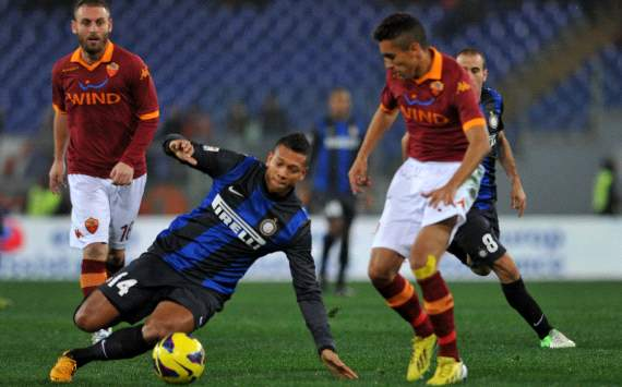 Prediksi Skor Inter Milan vs As Roma 26 April 2015