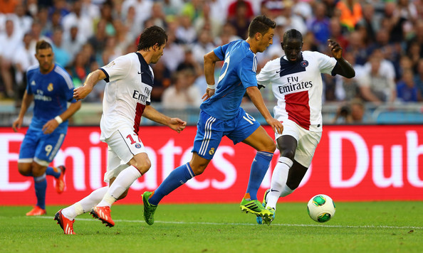 Prediksi Skor Real Madrid vs Paris Saint Germain 4 November 2015