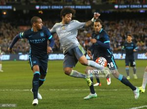 Prediksi Manchester City vs Real Madrid 27 April 2016
